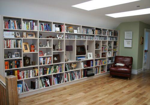 Brid O kane Bookshelf