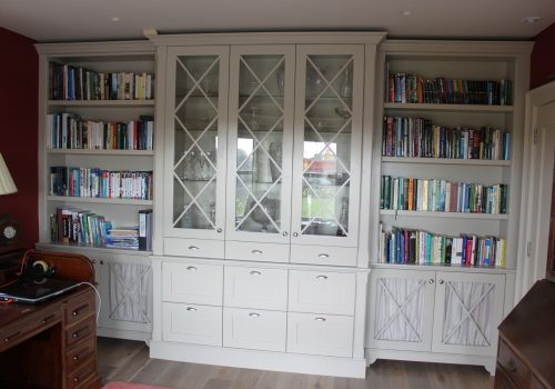 Bookshelf Unit